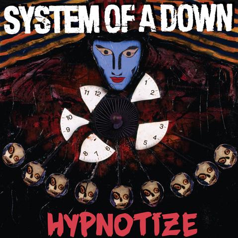 Vydáno album Hypnotize