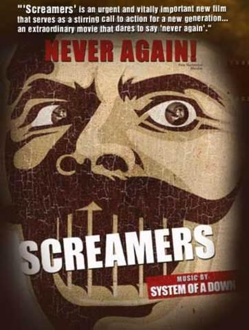 premiéra filmu Screamers