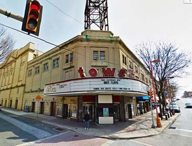 Upper Darby, PA - Tower Theater