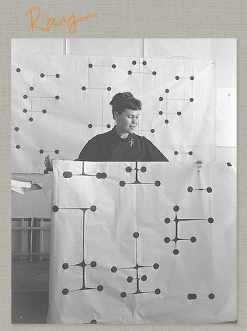 Ray Eames Born