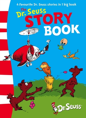 The Dr. Seuss Storybook was published
