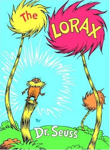 The Lorax was published