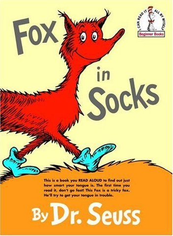 Fox In Socks was published