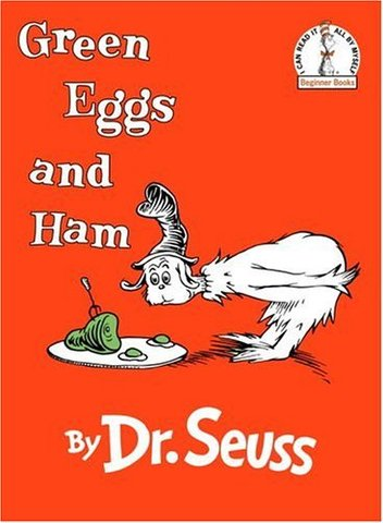 Green Eggs and Ham was published