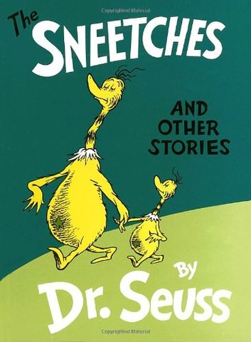 The Sneetches and Other Stories was published