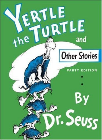 Yertle The Turtle was published