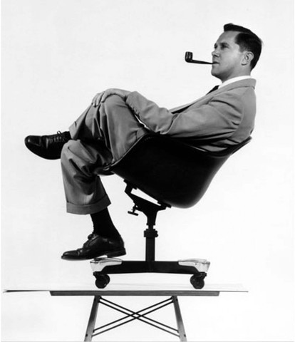 Charles Eames Born