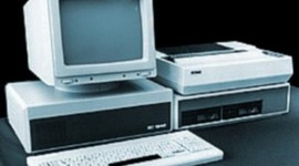 Компьютер timeline