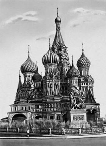 Начало строительства Покровского собора