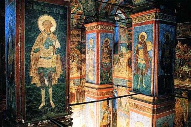 Создание в соборе историко-архитектурного музея