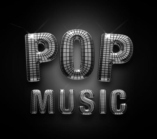Muzyka popowa(POP).