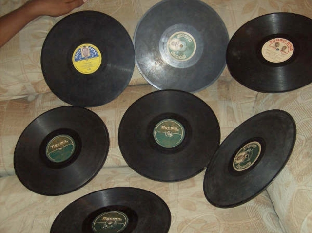 Speed of Record becoming Standardized at Value of 78 rpm