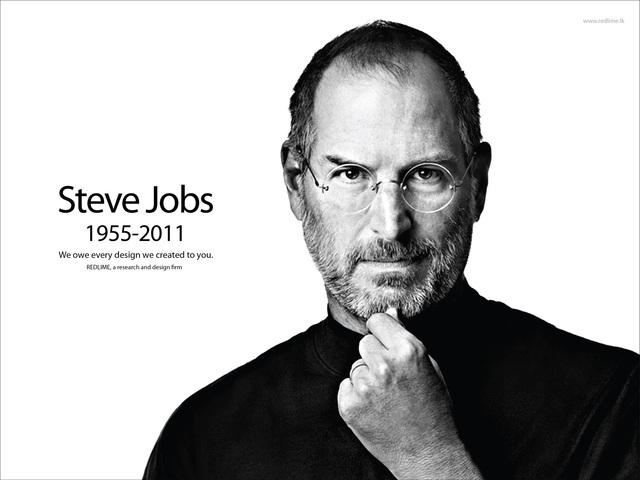 Steve Jobs is Born