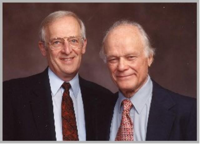 Herbert Bormann y Gene Likens