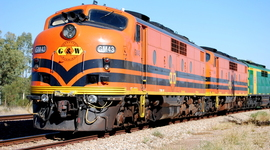 Trains timeline