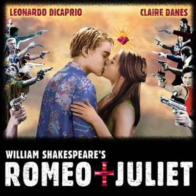 Romeo + Juiliet TimeLine timeline