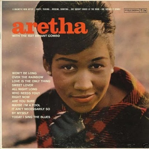Columbia releases Aretha's self titled first album