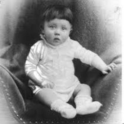 Adolf Hitler as Baby timeline