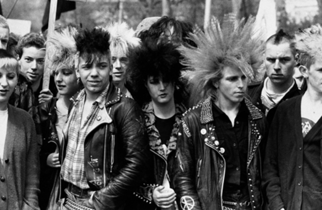 The History Of The Punks Insights Timeline Timetoast