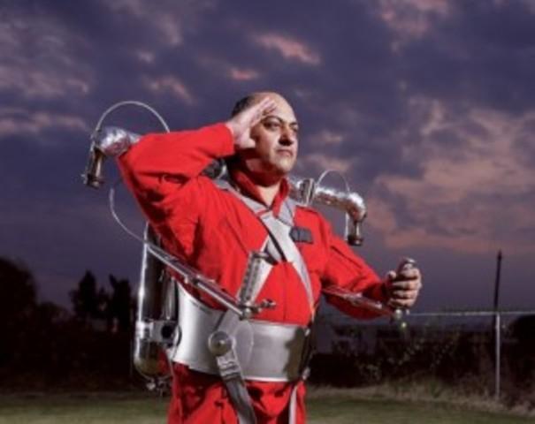 Juan Manuel Lozano . Invento el catalizador de Cohetes