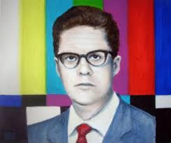 Guillermo González Camarena, inventor de la televisión a color