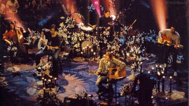 Występ w  MTV Unplugged