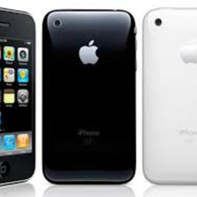 First iPhone  timeline