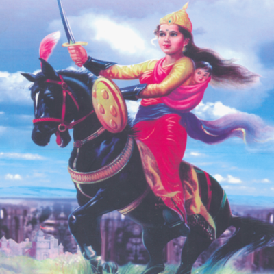 Rani Lakshmibai of Jhansi timeline