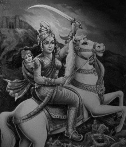 how did rani laxmi bai died
