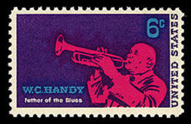 W,C, Handy - Father of the Blues