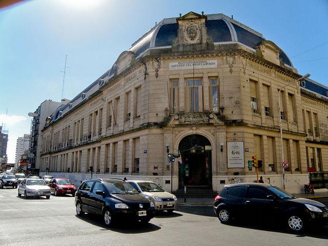 Fundación de la Escuela Normal del Paraná