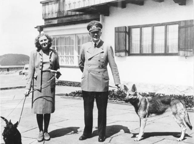 Hitler begins his Western offensive
