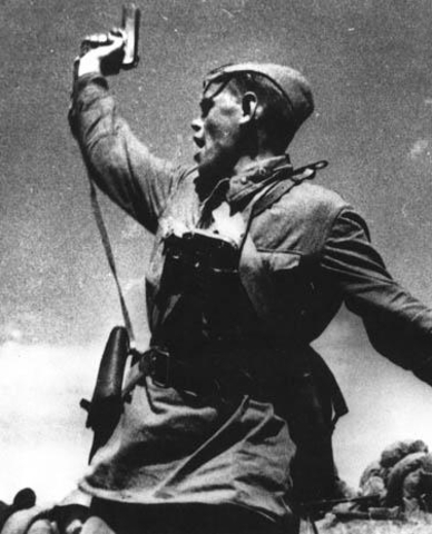 Germany invaded the Soviet Union