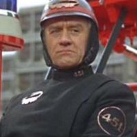 who is captain beatty in fahrenheit 451