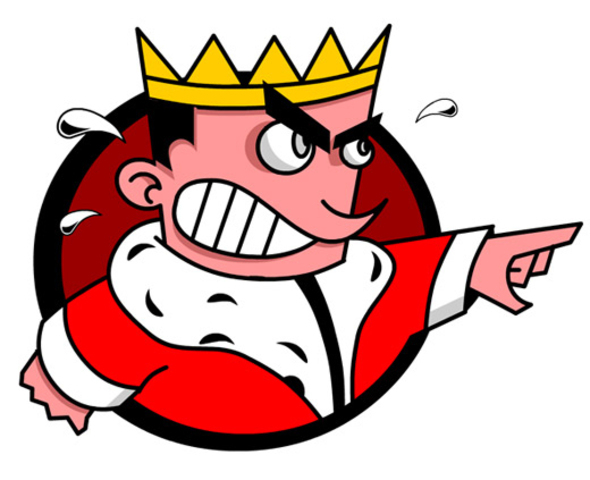 King Richard's Anger