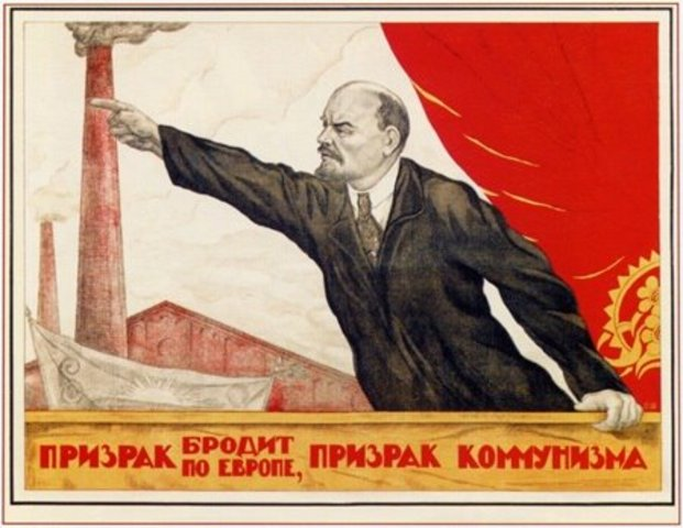 """Lenin's """"Manifesto of the Workers' Deputies in the State Duma"""" published"""
