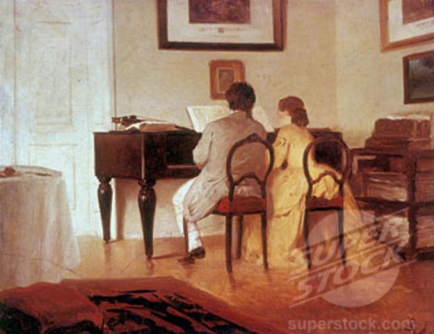 The Romantic Period (1800-1900)