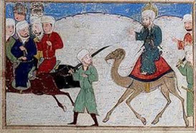 Hegira Muhammad