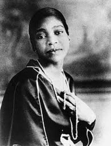Bessie Smith: The Empress of the Blues