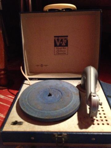 Shapleigh girls first record player