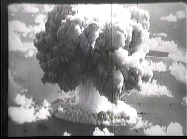 why the united states dropped the atomic bomb in japan The soviet union declared war on japan on august 8, and the following day the united states dropped the second atomic bomb on nagasaki, killing an additional 100,000 people the massive soviet invasion, as well as the devastation caused by the atomic bombs, caused japan's ruling class to finally surrender on august 14.