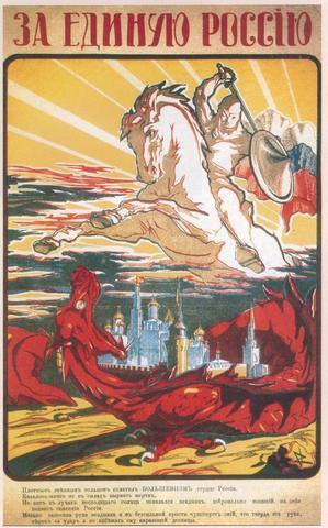 Russian Civil War That Began 51