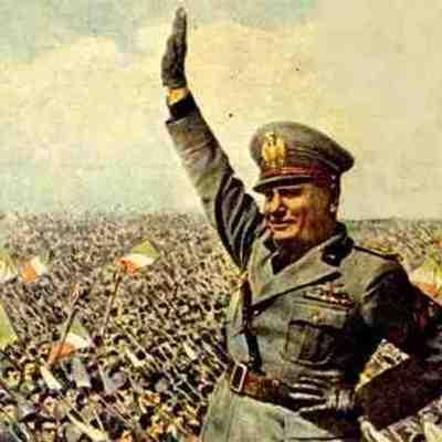 Il fascismo in Italia timeline
