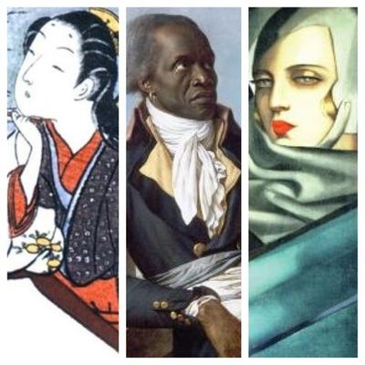 World Literature Since 1600 timeline