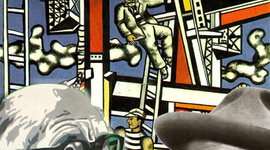 Fernand LEGER sa vie timeline