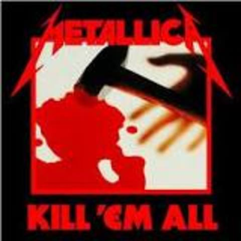 First Album, Kill 'Em All, was Released