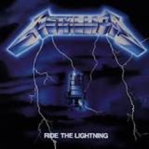Second Album, Ride The Lightning, was Released