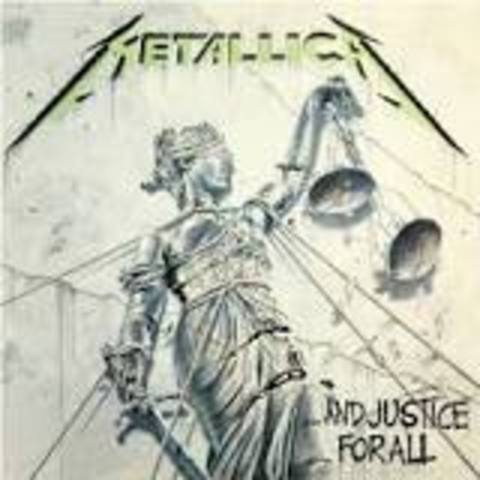 Fourth Album, ...And Justice for All, was Released