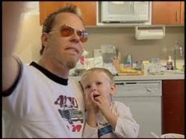 Had Second Child, Castor Virgil Hetfield