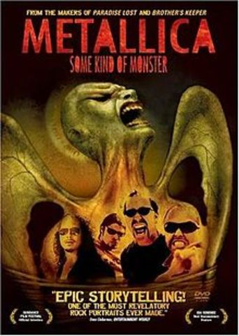 """""""Some Kind of Monster"""" Movie Released"""